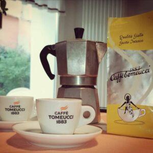 Macinato | Caffè Tomeucci 1883