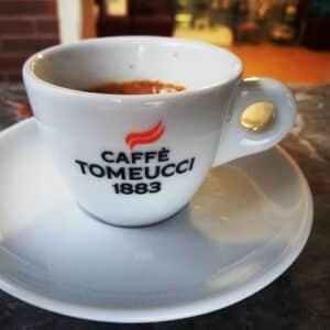 Caffè espresso | Caffè Tomeucci 1883