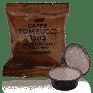 Cremoso in Capsule compatibili Lavazza A Modo Mio© | Caffè Tomeucci 1883