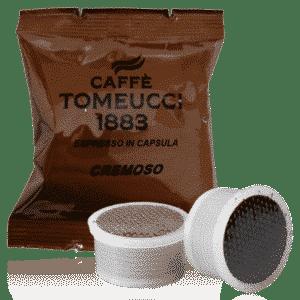 Cremoso in Capsule FAP compatibili Lavazza Espresso Point© | Caffè Tomeucci 1883