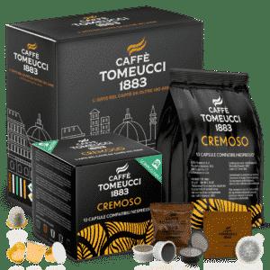 Monodose Cremoso | Caffè Tomeucci 1883