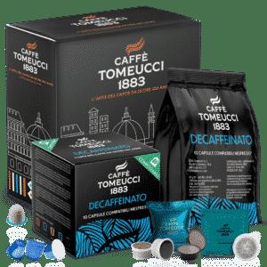 Monodose Decaffeinato | Caffè Tomeucci 1883