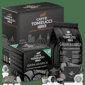 Monodose Gran Arabica | Caffè Tomeucci 1883