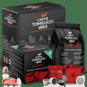 Monodose Intenso | Caffè Tomeucci 1883
