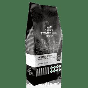 100% Arabica in Grani | Caffè Tomeucci 1883