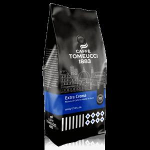 Extra Crema in Grani | Caffè Tomeucci 1883